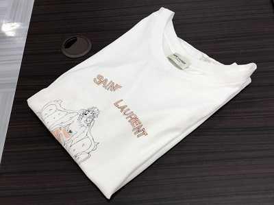 サンローラン買取 Tシャツ