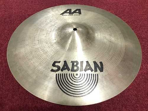 SABIAN買取 AA Rock Crash 18