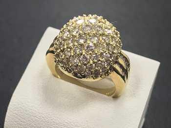 ダイヤモンド買取 K18