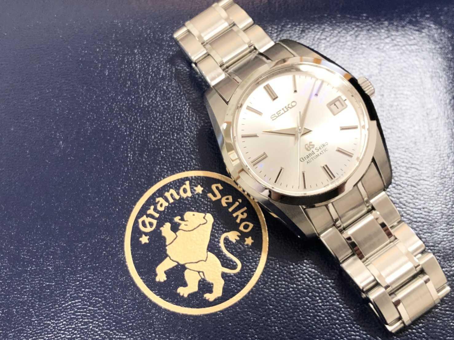 グランドセイコー買取 腕時計