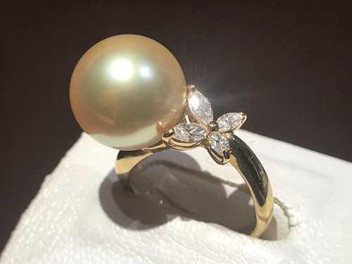 真珠買取 指輪