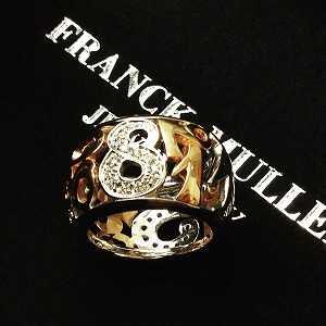 フランクミュラー買取 タリスマンリング