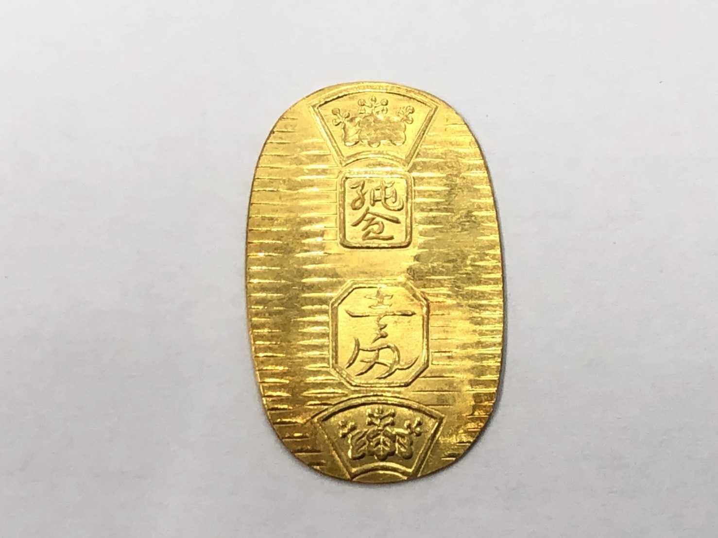 小判買取 純金