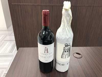 お酒買取 ワイン