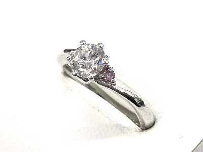 ダイヤモンド買取 エンゲージリング