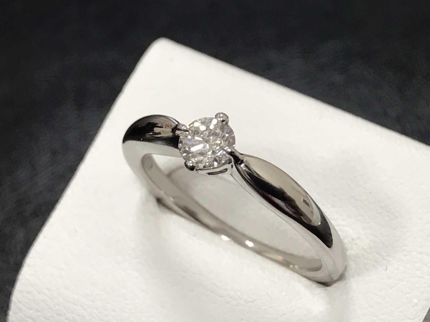 ブルガリ買取 ダイヤモンドリング