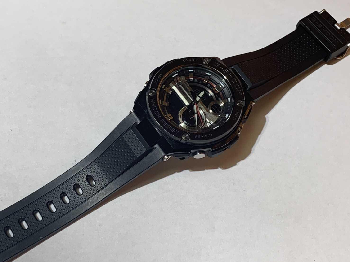 Gショック買取 時計