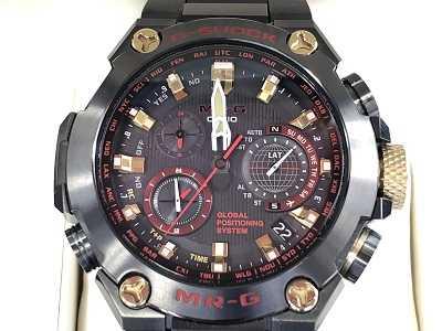 G-SHOCK買取 時計MR-G