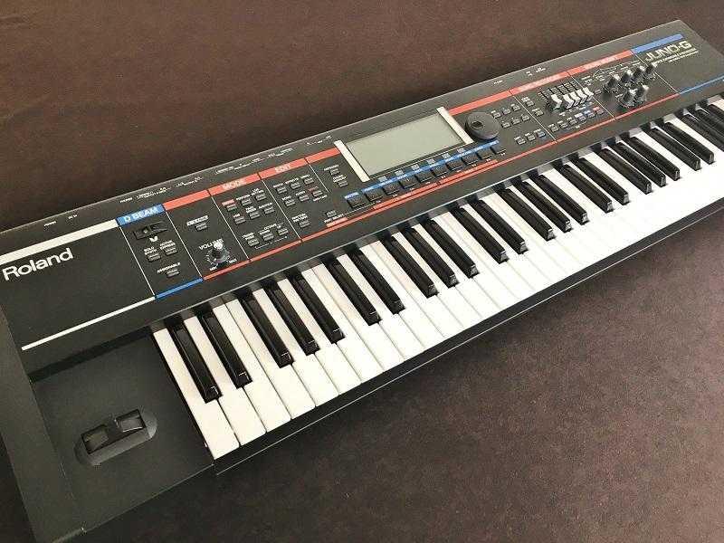 Roland買取 JUNO-G