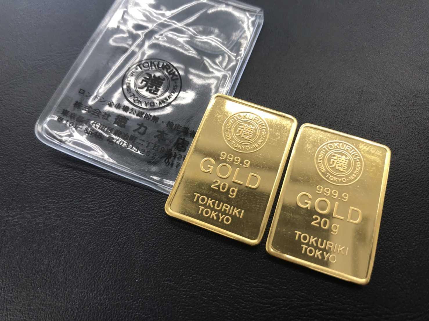 金買取 純金インゴット