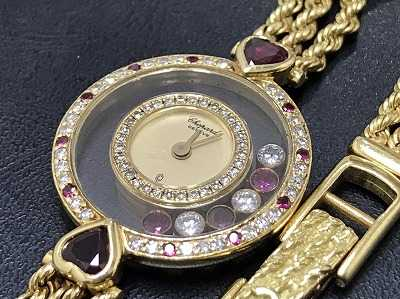 ショパール買取 ハッピーダイヤモンド