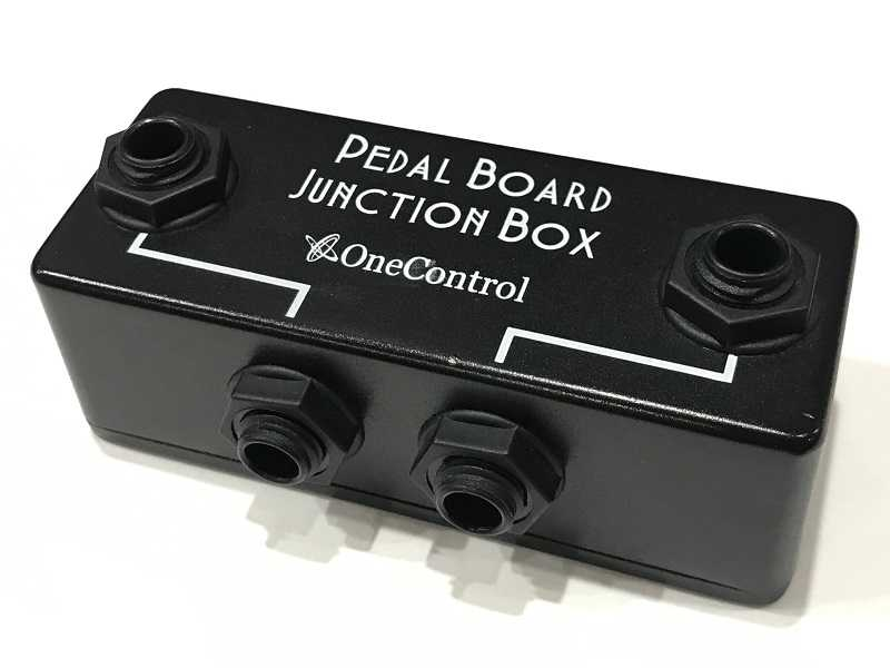 ONE CONTROL買取 Minimal Series Pedal Board Junction Box
