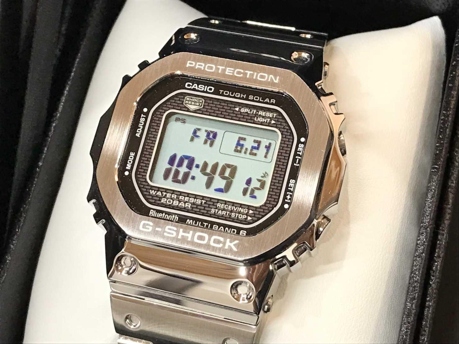 時計買取 G-SHOCK
