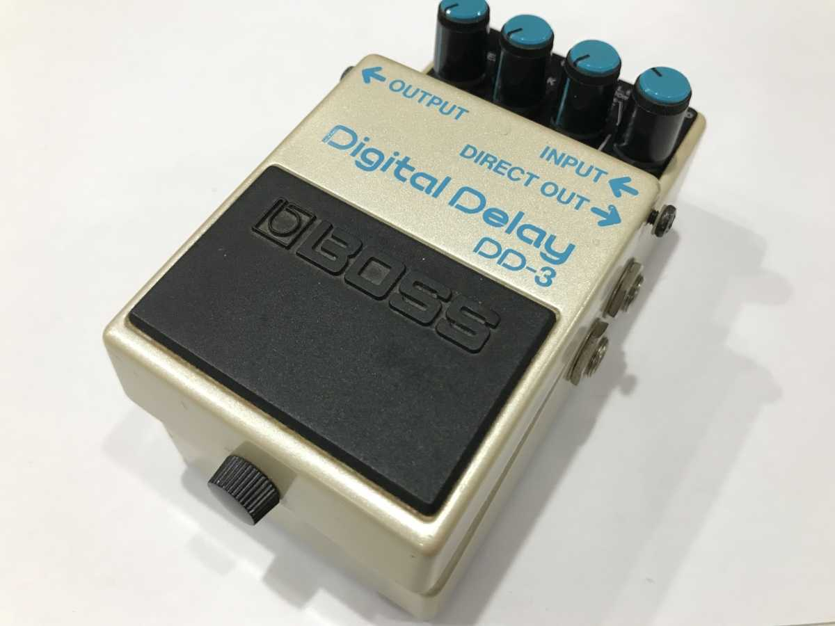 BOSS DD-3 Digital Delay 買取