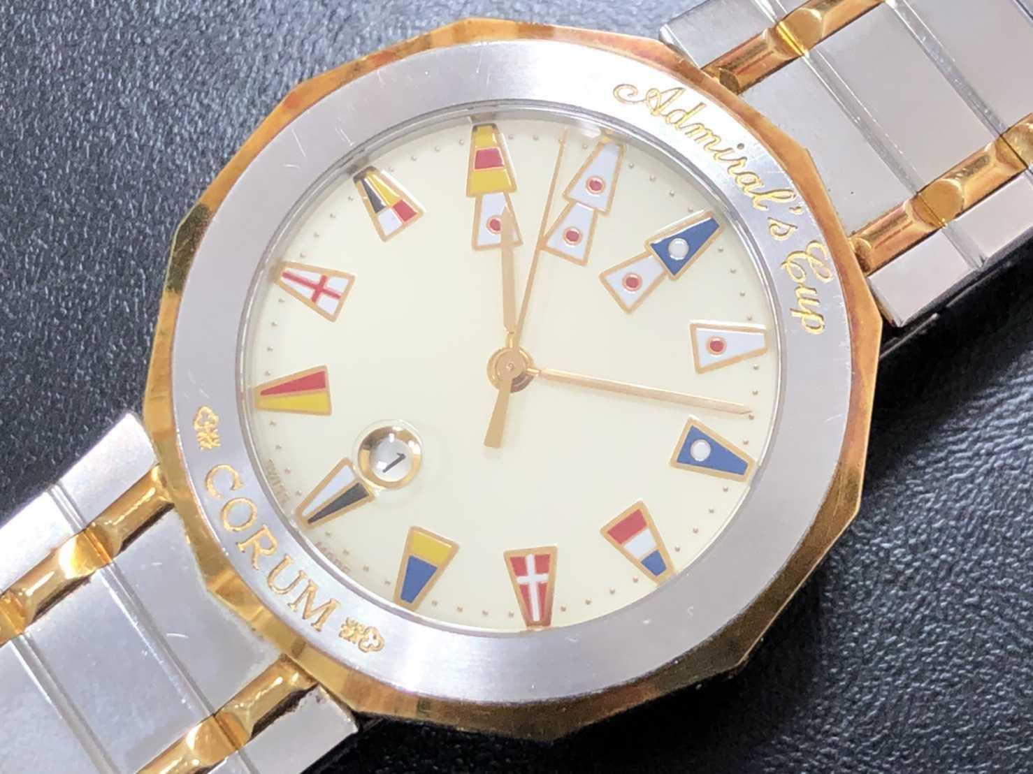 sale retailer f12f2 09e8a コルム買取 腕時計のマルカ(MARUKA)買取価格速報 87204