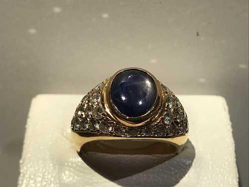 サファイア買取 指輪