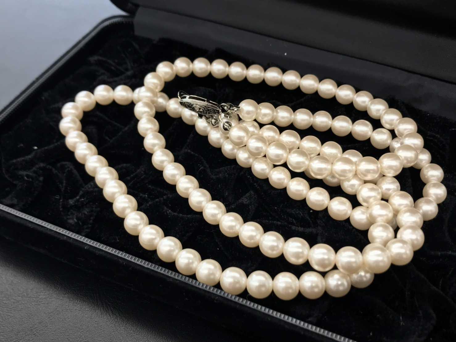 真珠買取 パールネックレス