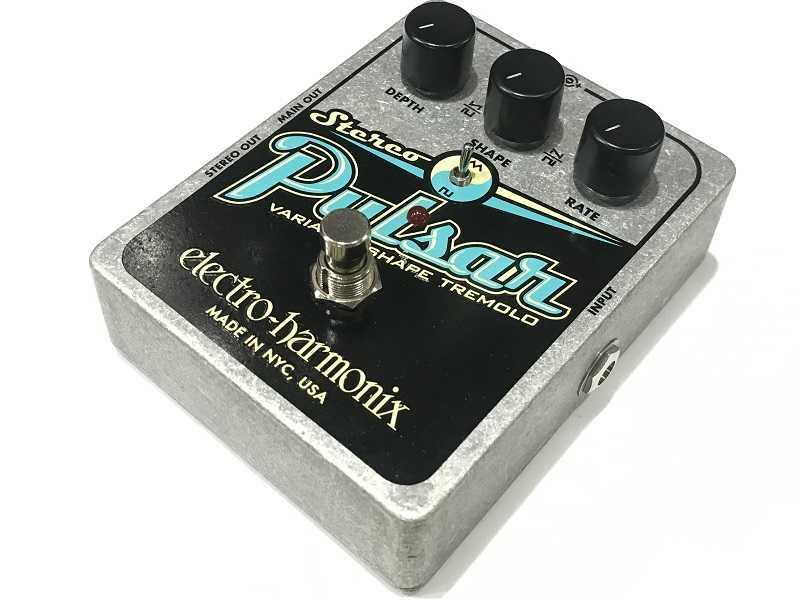 Electro-Harmonix買取 Stereo Pulsar