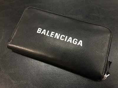 バレンシアガ買取 エブリデイ長財布