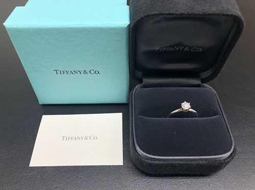 ティファニー買取 ダイヤモンドリング