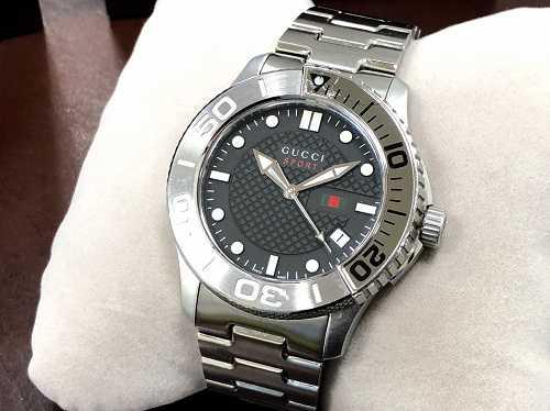 グッチ買取 メンズ時計