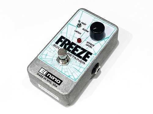 Electro-Harmonix買取 FREEZE SOUND RETAINER