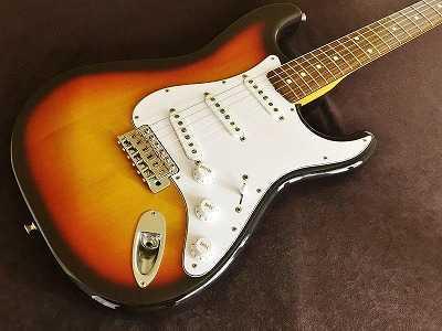 Fender Japan ST62-TX 買取