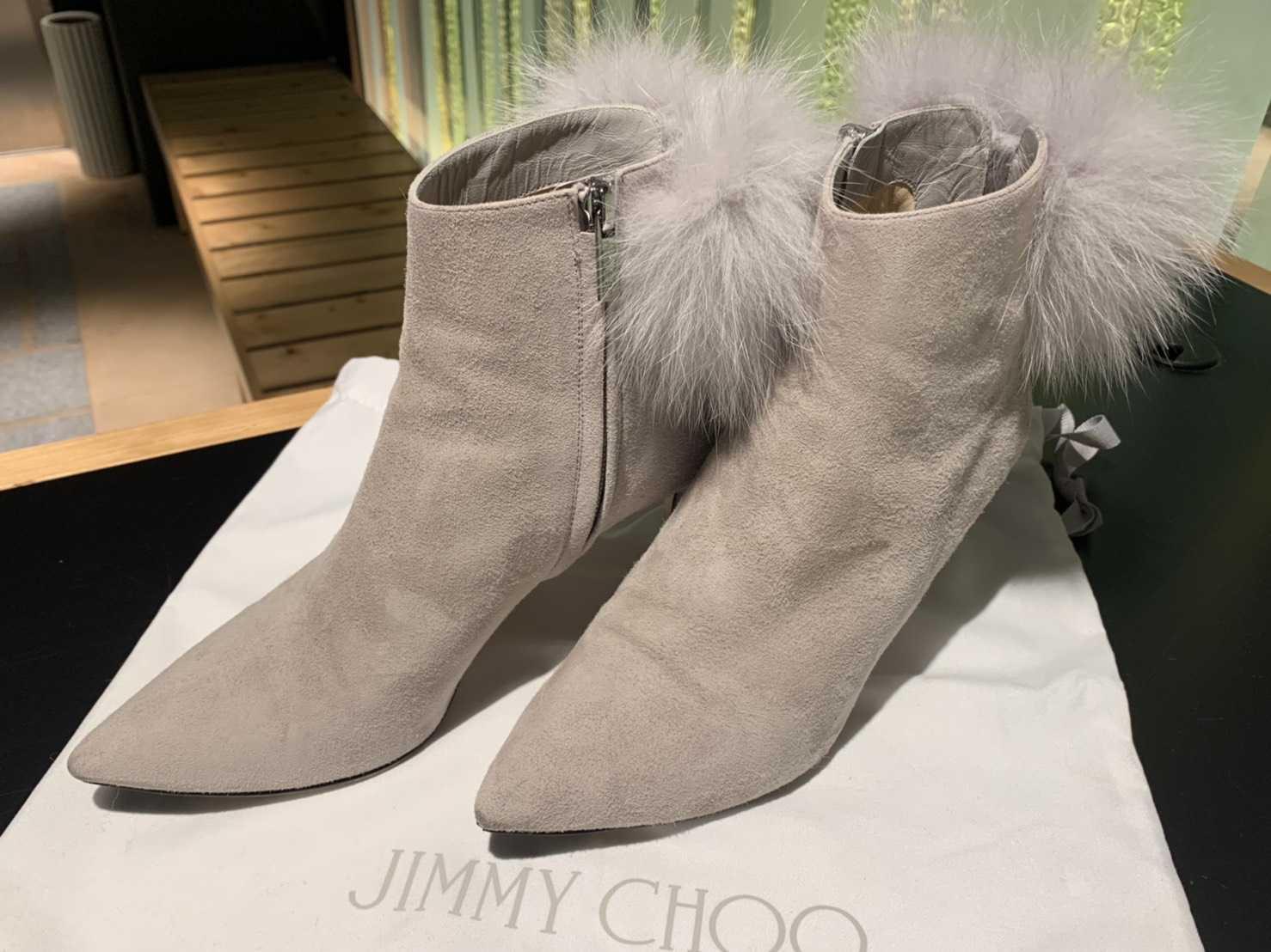ジミーチュウ買取 ブーツ