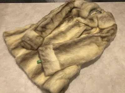 毛皮買取 ハーフコート