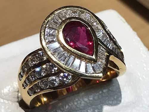 指輪買取 ルビー