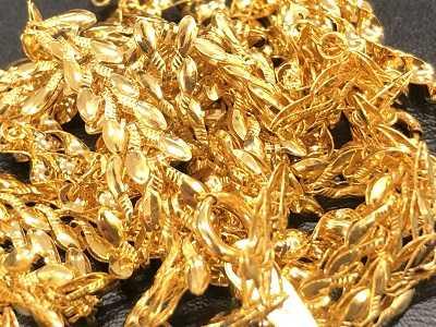 貴金属買取 純金アクセサリー