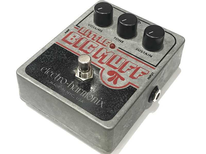 Electro-Harmonix買取 Little Big Muff