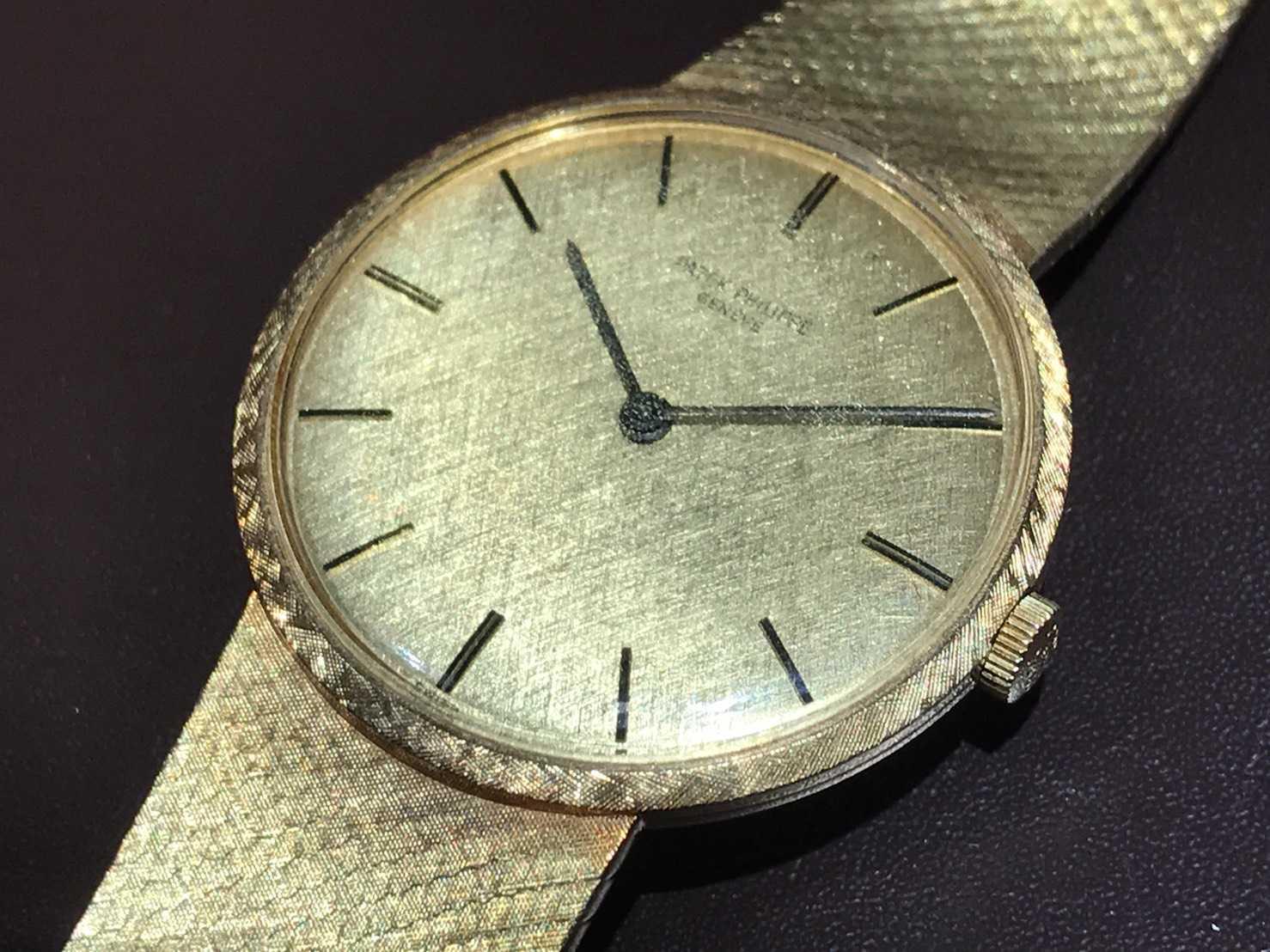 パテックフィリップ買取 腕時計 ゴールド