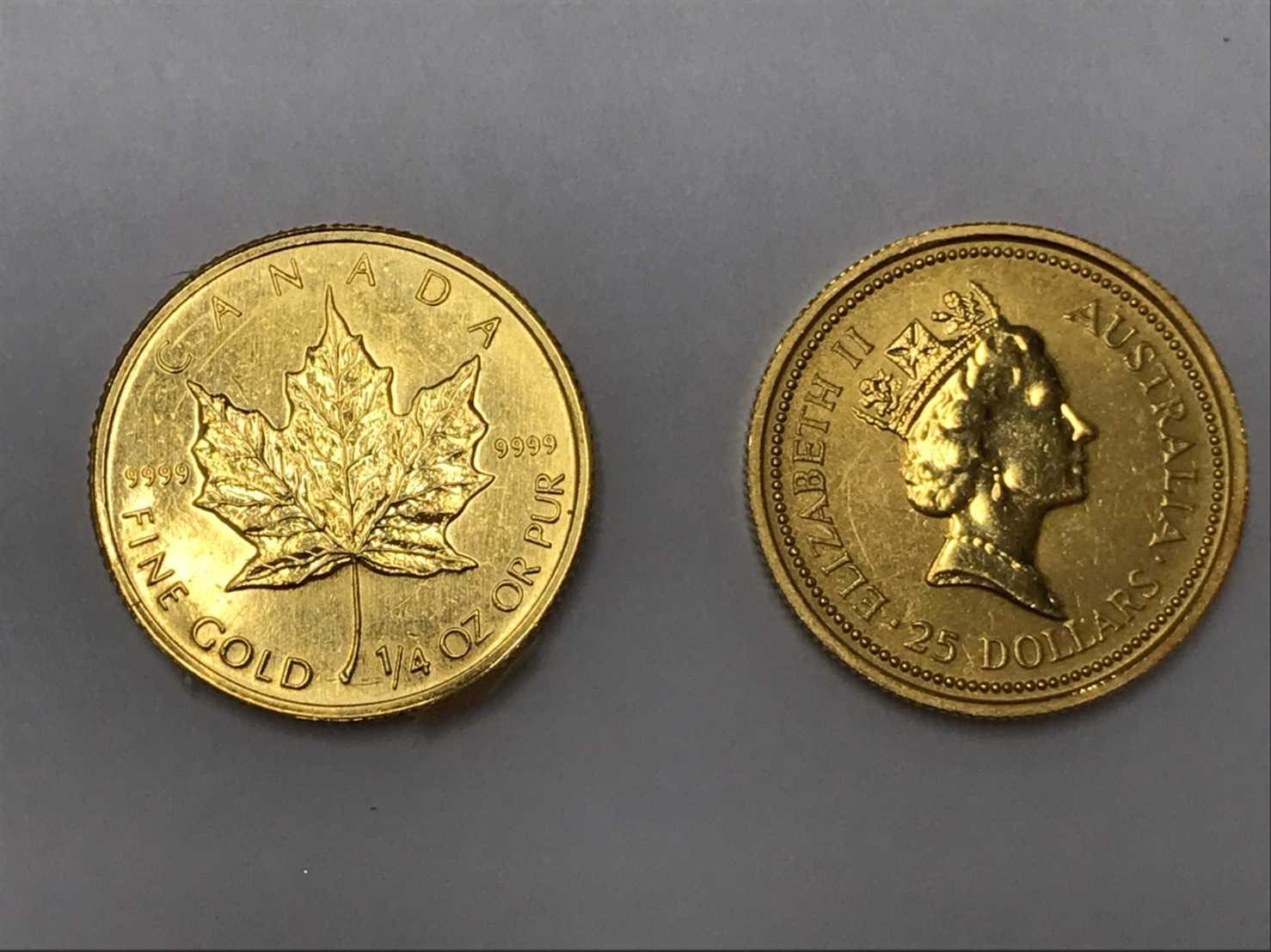 コイン買取 K24金