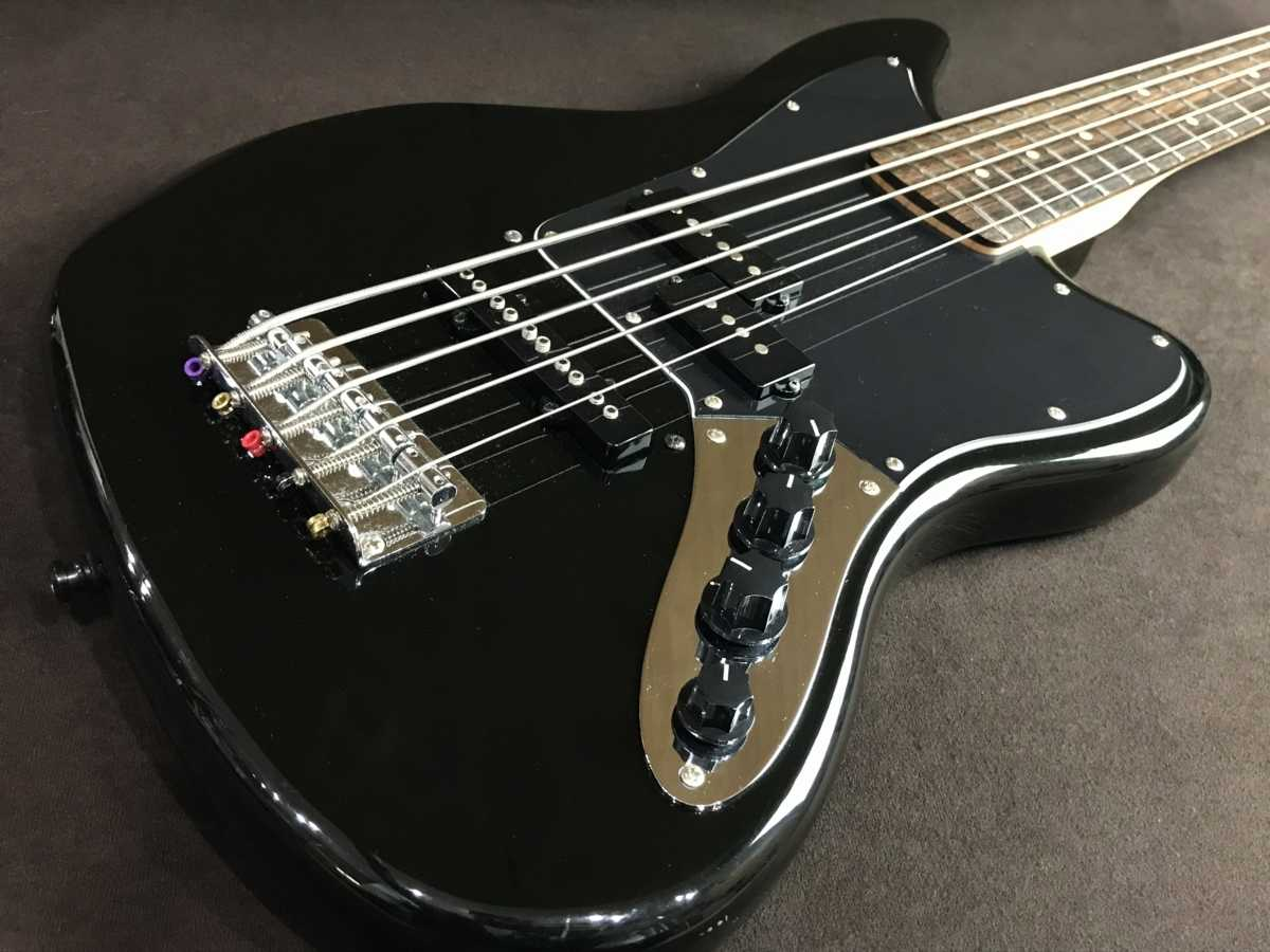 Squier Vintage Modified Jaguar Bass V Special 買取