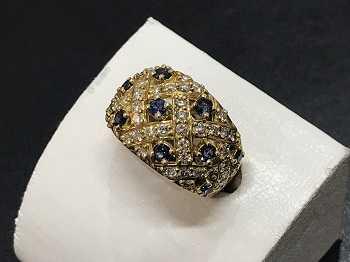 サファイア ダイヤモンド買取 貴金属