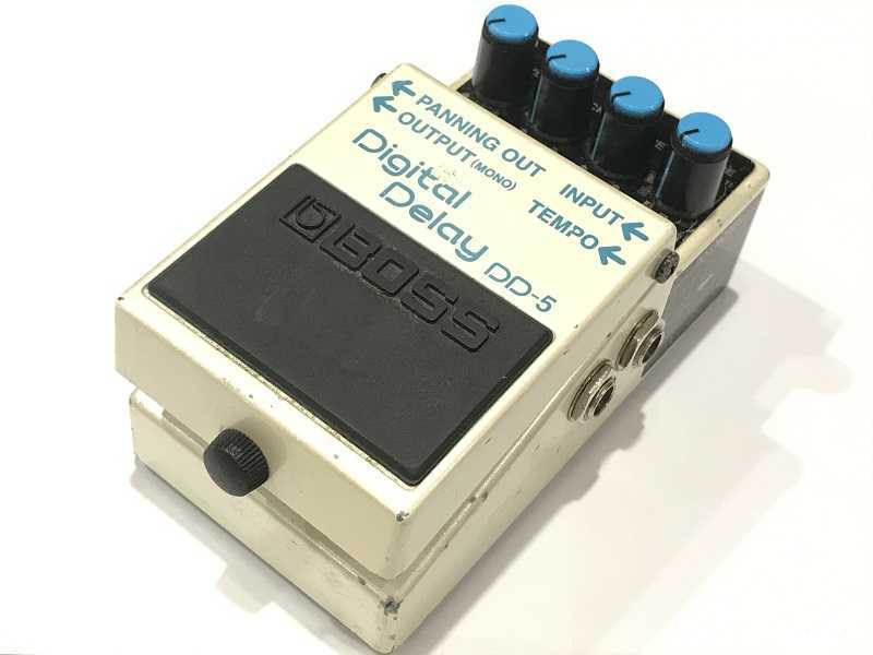 BOSS買取 DD-5 Digital Delay