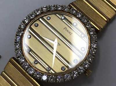 ピアジェ買取 宝飾時計
