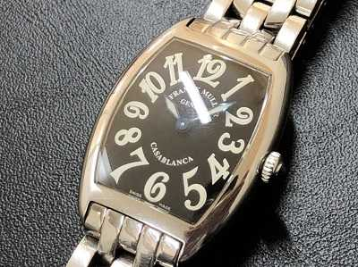 フランクミュラー買取 トノーカーベックス 時計