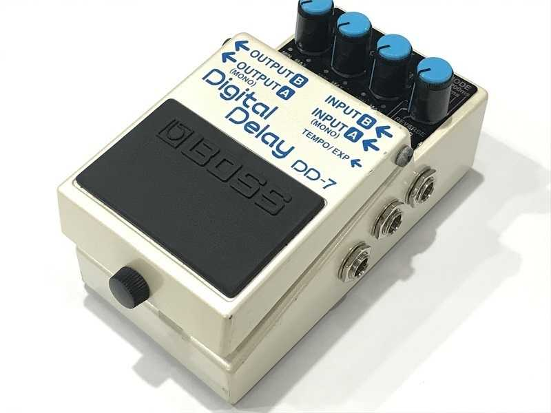 BOSS DD-7 Digital Delay 買取