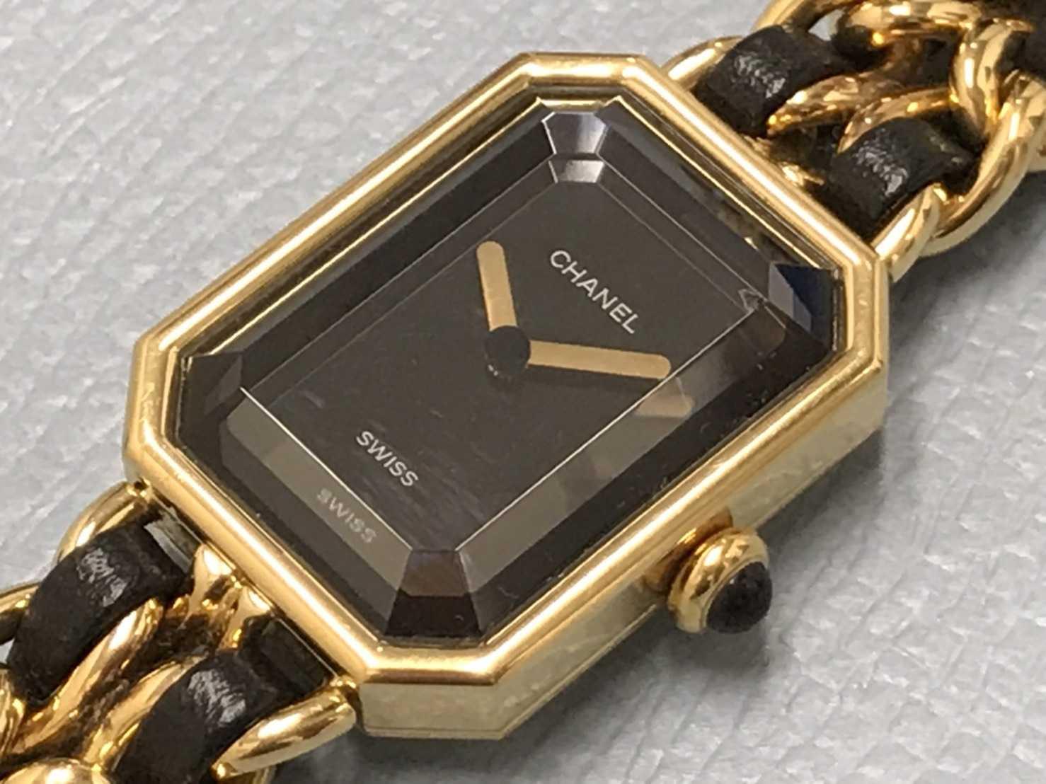 シャネル買取 腕時計