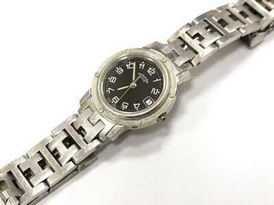 エルメス買取 時計 クリッパー