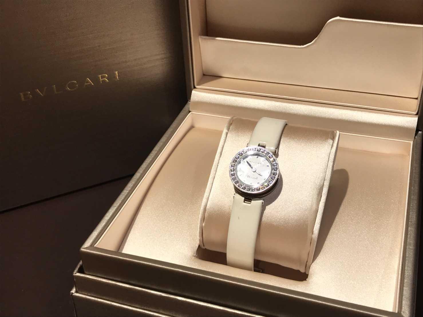 ブルガリ買取 B-zero1腕時計