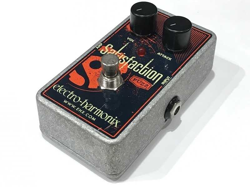 Electro-Harmonix Satisfaction 買取