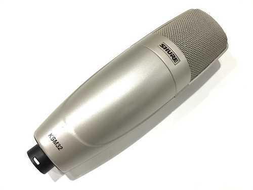 SHURE買取 KSM32/SL