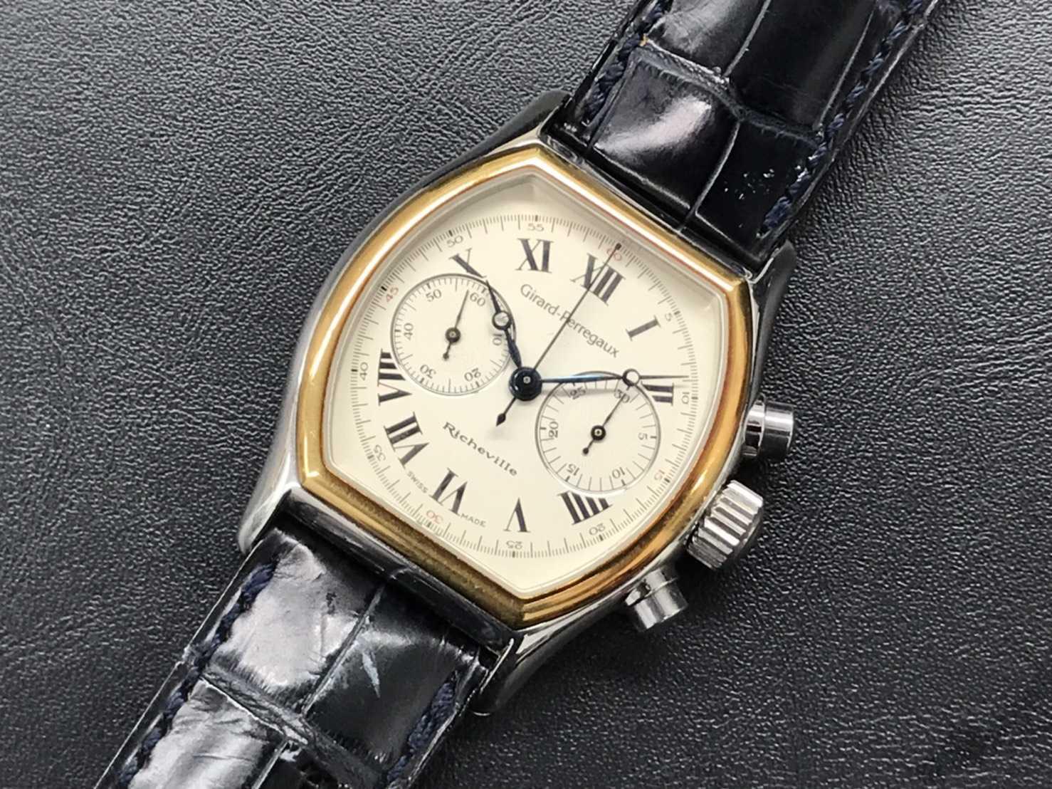 時計買取 ジラールペルゴ