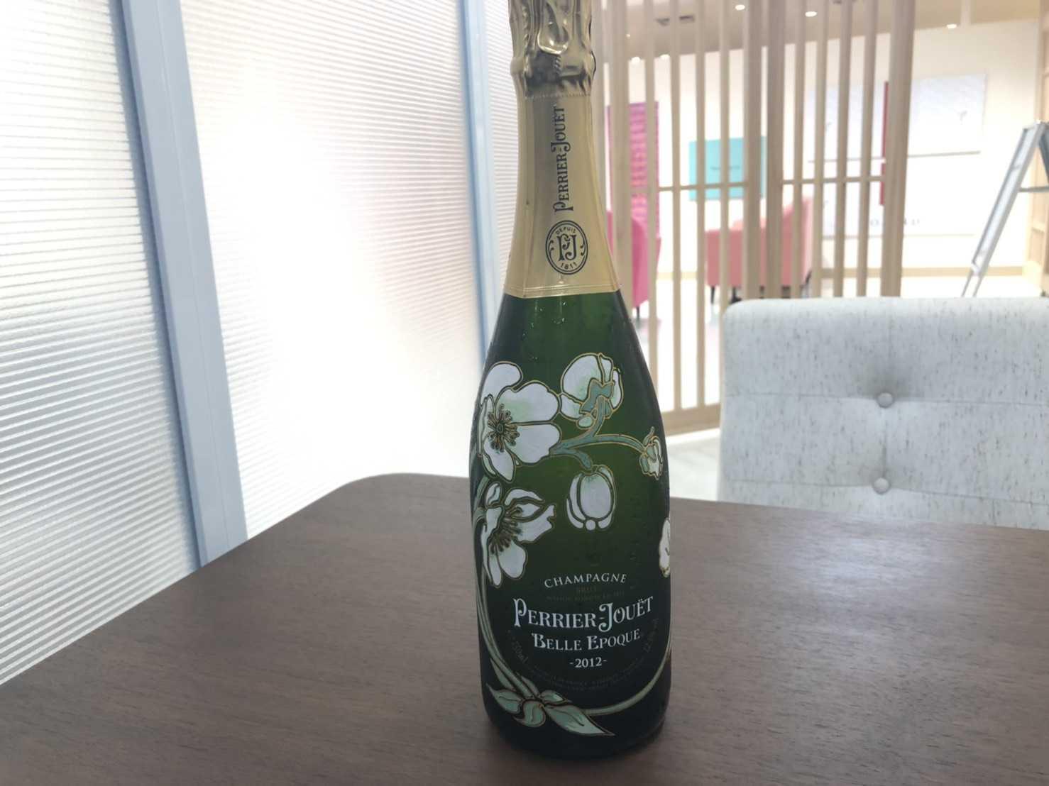 シャンパン買取 ベルエポック