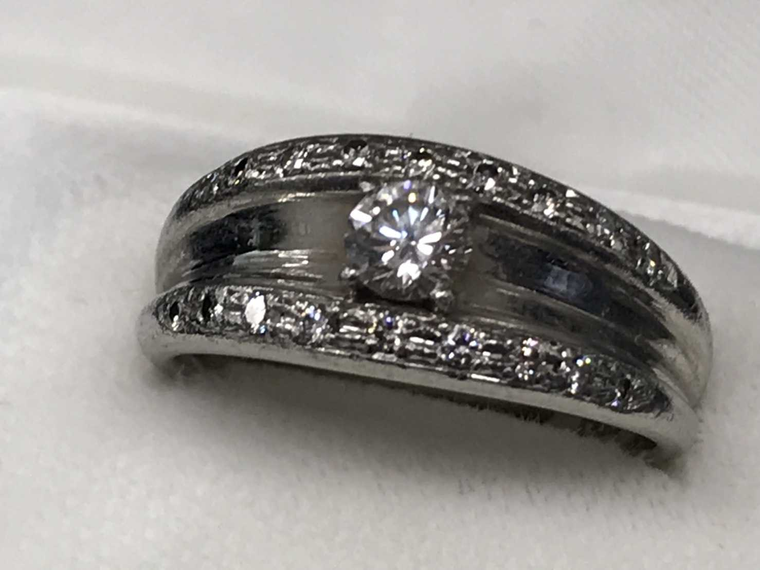 宝石買取 ダイヤモンドリング