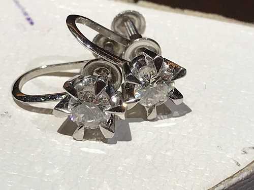ダイヤモンド買取 イヤリング