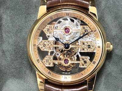 ジラールペルゴ買取 トゥールビヨン時計